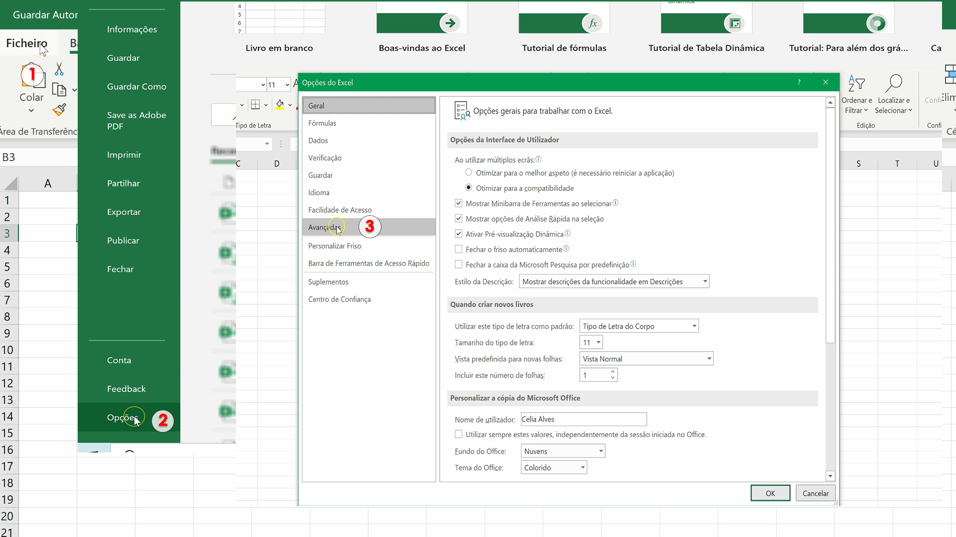 How to change the display language in Excel   Solve and Excel ...