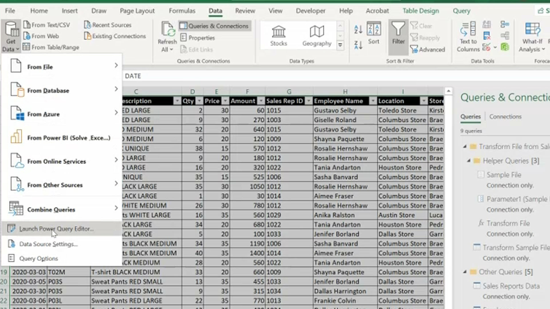 How to Copy a Power Query query from one Excel workbook to another one