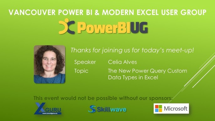 new functionality in Power Query
